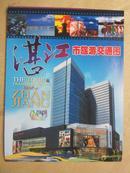湛江市旅游交通图