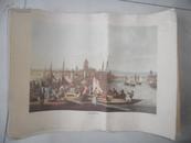 民国时期套色铜版丝网画4 见图