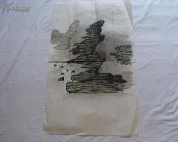 国画2平尺(货号:653)