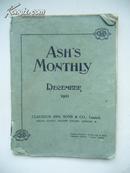 宣统3年  Ash's Monthly