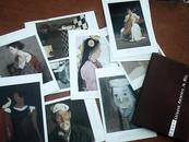 中国油画家   明信片 13张