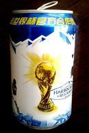 2010 南非世界杯 啤酒罐 【限量纪念版】