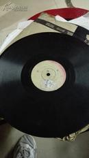 50年代黑胶木唱片(友谊舞)(龙舞)AB两面