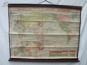 世界现势国防大地图     日本新潮社     1937年