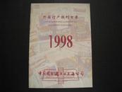 1998年外籍订户报刊目录(中国图书进出口上海公司)