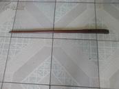 清代、老黄花梨、二胡杆、尺寸68x2cm