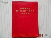 中国共产党第十次全国代表大会文件汇编(64开)
