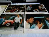 老电影海报 委内瑞拉老经典电影【螃蟹全8张,规格高27,宽31】孔网孤本
