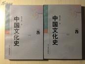 中国文化史 全二册(新世纪万有文库第二辑)   著名历史学家陈登原经典著作    绝版新书