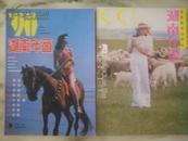 1990湖南年畫、1991湖南年畫 2本售