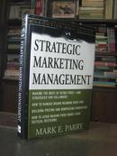英文原版《市场营销管理策略》