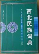 西北民族词典 (精装)