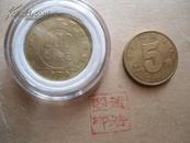 外国硬币   意大利    200里拉    1979年版  赠硬币保护盒