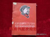 毛泽东思想照亮了无产阶级文化大革命胜利前进的道路(64开)