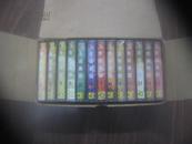 《走遍美国》磁带1大盒13盘【正版原版磁带,有激光防伪,有原包装盒、1-3已经拆封用过,其余全新未开封】