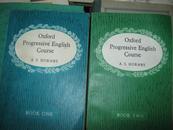 Oxford  progressive  english  course[2册和售】