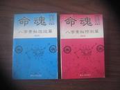 命魂--八字索秘预测篇+八字索秘改运篇(2册合售)