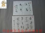 印迷林乾良旧藏----编538【小不在意】◆张寒月 林乾良