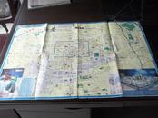 1995年最新版  西安导游详图