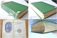 英文原版The Blue-China book 瓷器毛边版