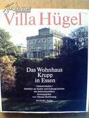Villa Hügel  Dsa Wohnhaus Krupp in Essen   国外老建筑与设计图类 布面精装内页全新