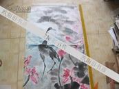 名家画 常永明练作品 【 鸟】长96厘米 宽60厘米
