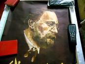 电影海报 前捷克斯洛伐克绘画版老经典电影【我的生活】孔网孤本