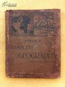 【精装】外文 1902年印  GEOGRAPHY