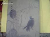 中国名画家精品集江宏伟(8开)签名本(1版1印).