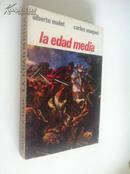 La Edad Media【世界中古史,西班牙文原版】