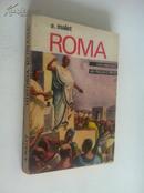 Roma【世界上古史,西班牙文原版】