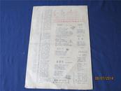 红色报纸文献《红色信号》1958年12月第93期--杭州大学编