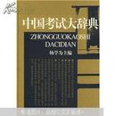 中国考试大辞典