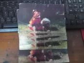 明信片 《 猴子探长》南昌市邮政局
