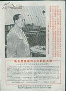 电影内容介绍:毛主席是我们心中的红太阳——庆祝中华人民共和国成立十七周年