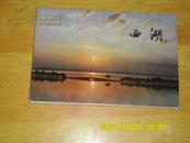 西湖(明信片12张)