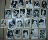 七八十年代     香港影视明星相片   22张 老明星