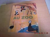 动物园(20开法文版连环画)