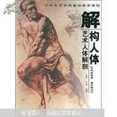 中央美术学院基础教学教材·解构人体:艺术人体解剖