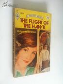 The Flight of the Hawk【鹰飞,蕾贝嘉‧史崔顿,英文原版】