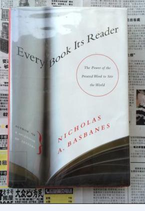 (初版)Every Book Its Reader  《文雅的疯狂》作者 巴斯贝恩《读者有其书》,第一版, 精装本