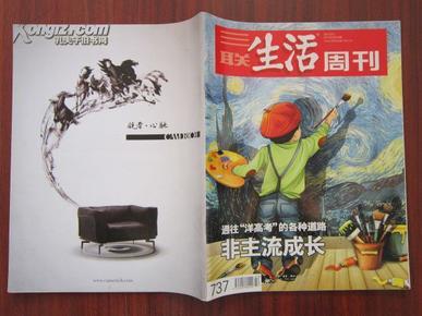 三联生活周刊  2013年第22期   总第737期