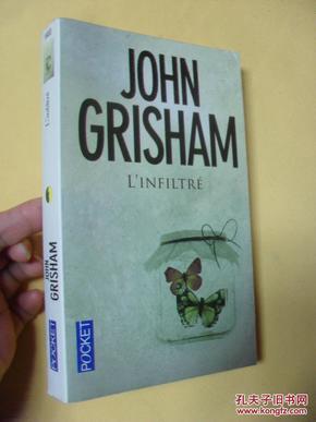 法文原版 《帮凶律师》 Linfiltré .     John Grisham,(the associate)
