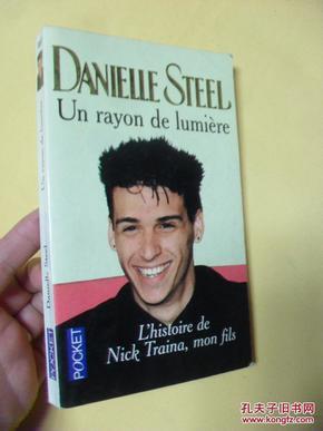 法文原版  Un rayon de lumière      Danielle Steel