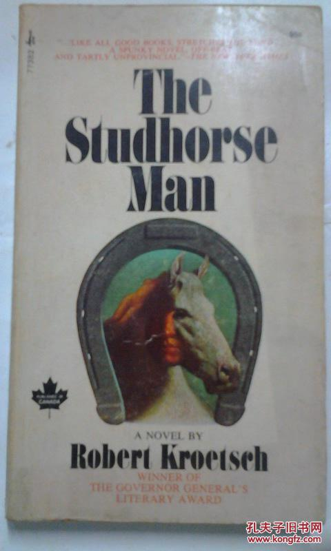 THE STUHORSE MAN