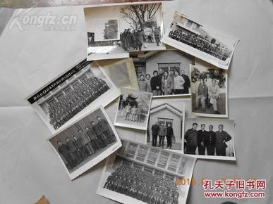 27840  《文革老照片12张,大小都有80年》