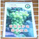 葡萄保护地栽培技术 全一册 九品 包邮挂