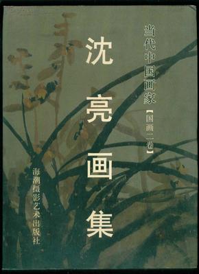 当代中国画家(国画二卷)--沈亮画集
