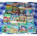 超长篇机器猫 哆啦A梦 共14辑 32开漫画 书目见描述 单册15元 九品 九五品 包邮挂
