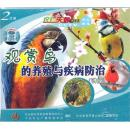 观赏鸟饲养技术视频,鸟笼制作方法,家庭养鸟技术资料 光盘书